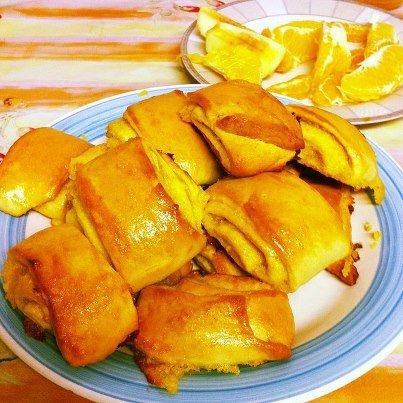 מתכון לעוגיות תפוז- מצוין לחורף הקר!