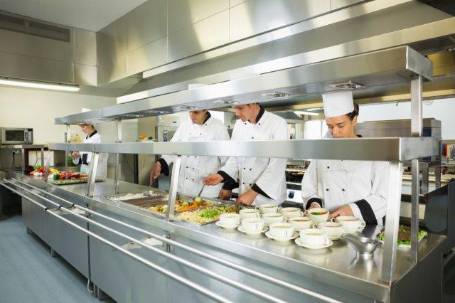 יתרונות של מזגנים תעשייתיים למסעדות